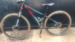 Bicicleta Groove Mtb 29 Shimano 24v Preta T15
