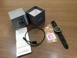 Relógio Garmin Fênix 5s Preto (smartwatch) + Película