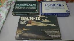 Jogos de tabuleiro anos 80.Raridade!!!
