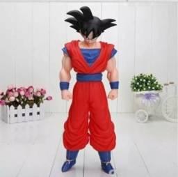 Boneco Goku Dragon Ball Z - Original A Pronta Entrega 36cm