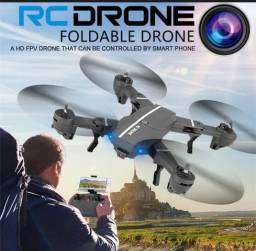 Drone Wifi FPV Quadcopter G-Sensor Altitude Hold Foldable Selfie with HD Camera