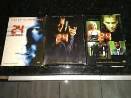 BOX DVD 24 horas (1, 2 e 3 temporada)