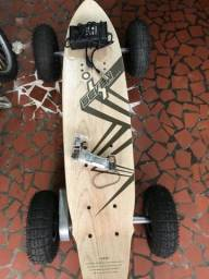 Skate elétrico + bicicleta zero WNY