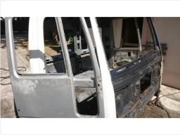 Cabine do Ford Cargo