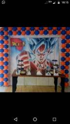Painel Dragon Ball Z