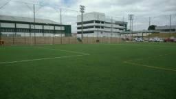 Estrutura de campo futebol socyite sintético