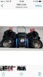 Som Mini system Lg 600 ws