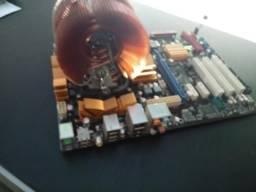Kit game com 6gb memoria processador core2quad q8400 2.66ghz