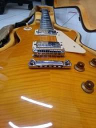 Guitarra tagima tlp flamed com CASE
