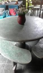Mesa em ardósia
