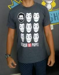 Camisas La Casa de Papel