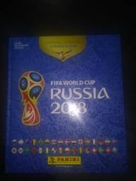Álbum da Copa do Mundo 2018