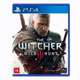 Vend the witcher ps4