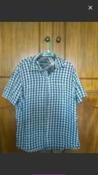 Camisas Xadrez masculina tamanho M (LER A DESCRIÇÃO) 5ec5c39880ee9