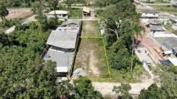 Terreno à venda, 375 m² por r$ 60.000,00 - brandalize - itapoá/sc
