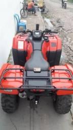 Quadriciclo honda fourtrax 420 4x4 - 2016