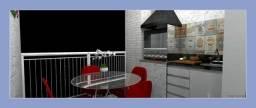 Apartamento Lago dos Patos, varanda, vaga e Lazer completo! Minha casa minha vida!