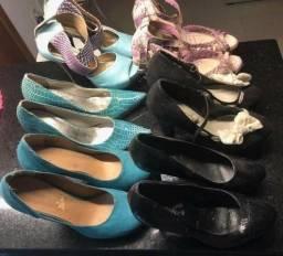 SUPER OFERTA!!! Lindos Sapatos usados