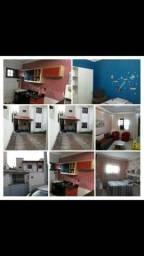 Alugo casa duplex mobiliado em itaitinga bem localizada