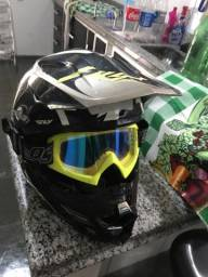 Capacete FLY Racing
