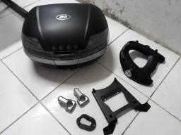Baú givi bauleto alongador de guidão suporte de bau pedal de apoio bmw r 1200 gs