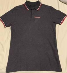 Camisa gola polo Prada tamanho P