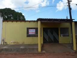 Casa para locação na Rua Atlanta, 2102 - Três Marias, Porto Velho.