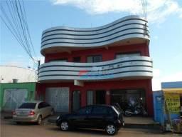 Ponto comercial para locação, Rua Afonso Pena, n.º 871 - Piso Superior - Centro, Porto Vel