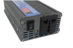 Inversor de Voltagem Veicular 12v para 110v de 1000W Leboss Original - Loja Natan Abreu