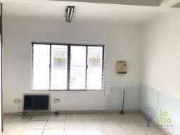 Sala comercial aluguel, locação 40m com estacionamento rotativo para clientes, rua João Pe