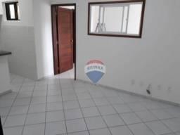 Apartamento com 1 dormitório para alugar, 35 m² por R$ 600/mês - Centro - Garanhuns/PE