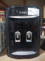 Bebedouro galão compact preto - Tainara