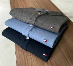 Camisa Polo Tommy importada