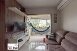 Apartamento com 2 dormitórios para alugar, 74 m² por R$ 2.500,00/mês - Vila Jardim - Porto