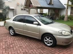 Toyota Corolla 2003 XEI 1.8 Automático - 2003