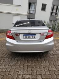 Honda Civic 1.8 LXS 13/14 automatico - 2014
