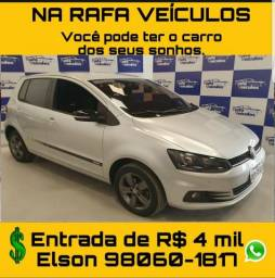So na rafa veículos!!! fox 1.6 run 2017 com elson - 2017