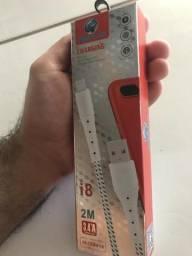 Cabo USB TURBO PARA IPHONE