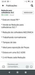 Redução de colheitadeira SLC 6200