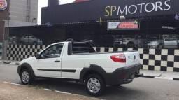 Fiat Strada Branca - 2015