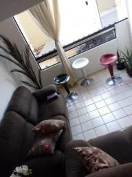 Apartamento Reformado e Mobiliado 2/4 Centro de Caldas Novas