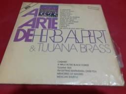Disco 2 LP A Arte De Herb Alpert & Tijuana Brass