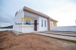 Casa esquina R$ 145 mil na cidade jardim - 2 quartos - Sua oportunidade de morar bem!