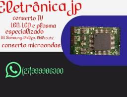 Conserto de TVS LCD LEDS plasma microondas