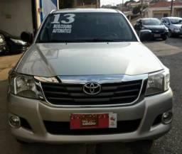 Toyota Hilux 2.7 flex 4x2 CD SR - 2013