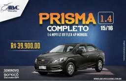 PRISMA 2015/2016 1.4 MPFI LT 8V FLEX 4P MANUAL - 2016