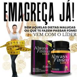 Chegou 100% original always fitness gold