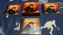Box com 3 cds Love Songs