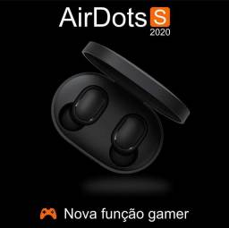 """Air Dots """"S"""" da Xiaomi .. Função gamer// Lacrado // Garantia e entrega"""