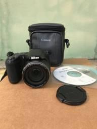 Nikon Coolpix L320 Semi Profissional Usada